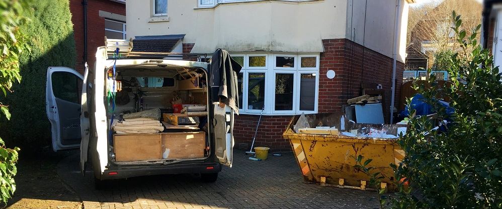 Top Tips for Rubbish Removal in DIY Projects