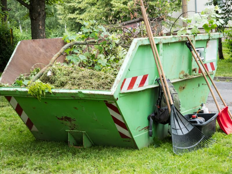 A Garden Waste Clearance Guide