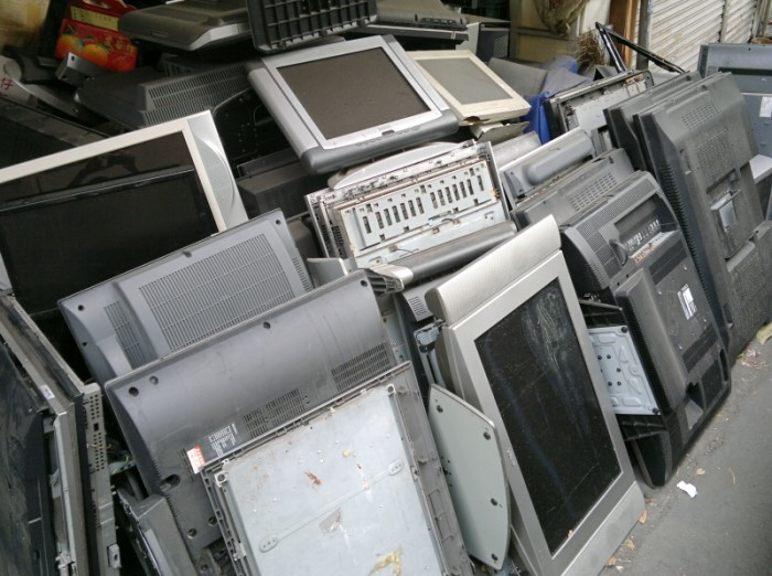 The Growing Problem Of E-Waste And WEEE