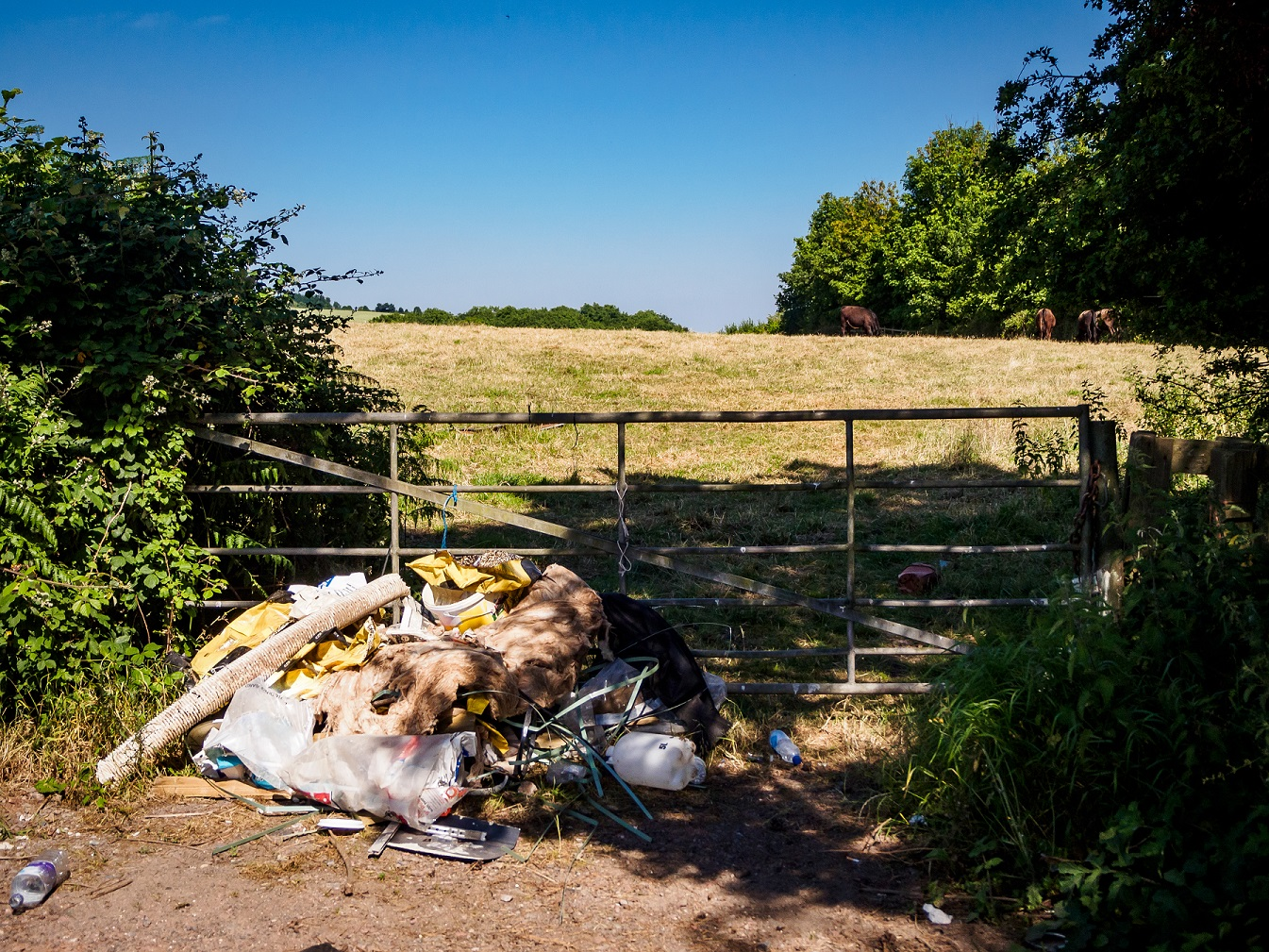 Regions Could See Fly-Tipping Increase by As Much As 70% This Year